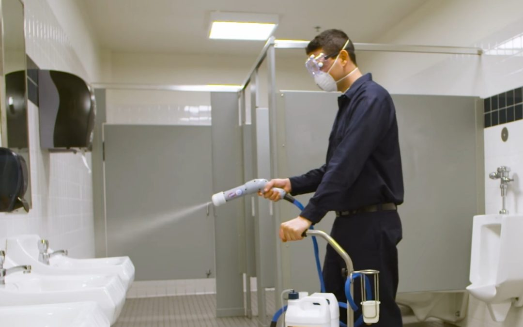 3 Reasons To Choose Electrostatic Disinfection
